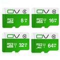 Envío gratis ov tarjeta sd micro tarjeta de memoria de 8 gb 16 gb 32 gb 64 gb 128 gb microsd tf para el teléfono celular mp3 sd micro clase