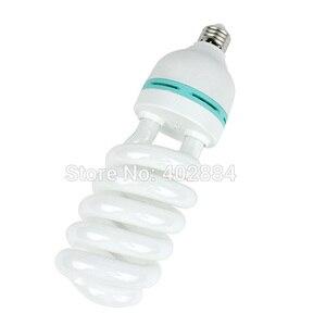 Image 2 - Photo Studio 135W Bulb 220V 5500K Energy Saving Lamp holder White Lighting E27 Holder for Photography