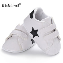 Five Star Print Baby Shoes Toddler First Walkers Ba
