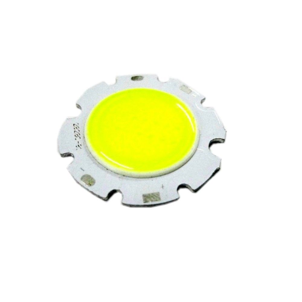 10PCS COB 3W <font><b>5W</b></font> 7W 10W led cob chip 240-1200lm Side20MM Chip On Board Spot Lights <font><b>bulb</b></font> spotlight Downlight LED COB LIGHTING image