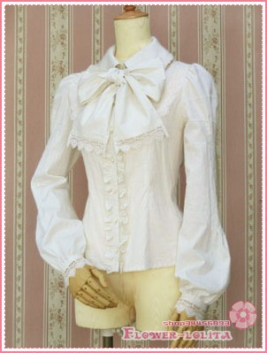 93a26344dd4988 Renaissance Victorian Women Long Sleeve Vintage Lace Black White Gothic  Sweet Lolita Blouse Cosplay Shirt