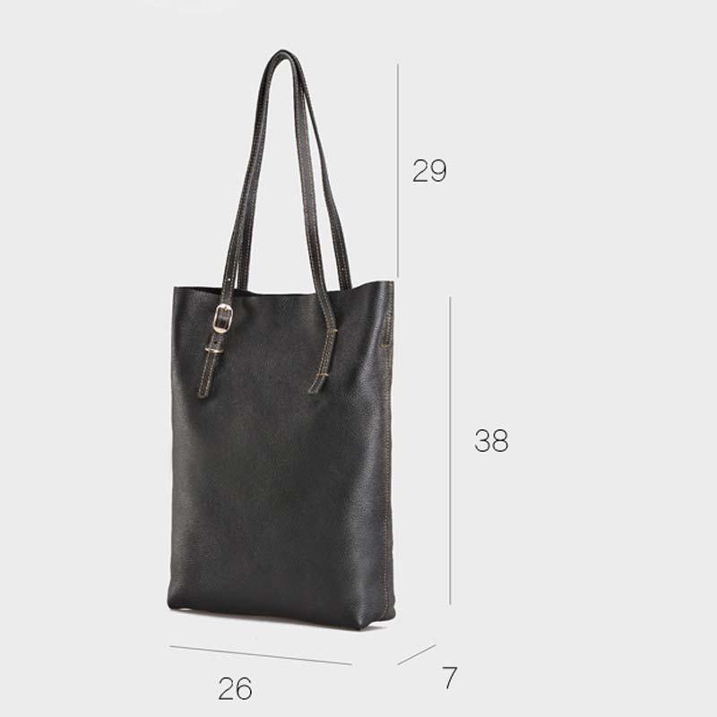 Véritable Femelle Banlieue Fourre Mode Nouveau Bandoulière Simple tout En 2018 Femmes Black À Et Cuir Bjyl Sac Europe qaFRvRt