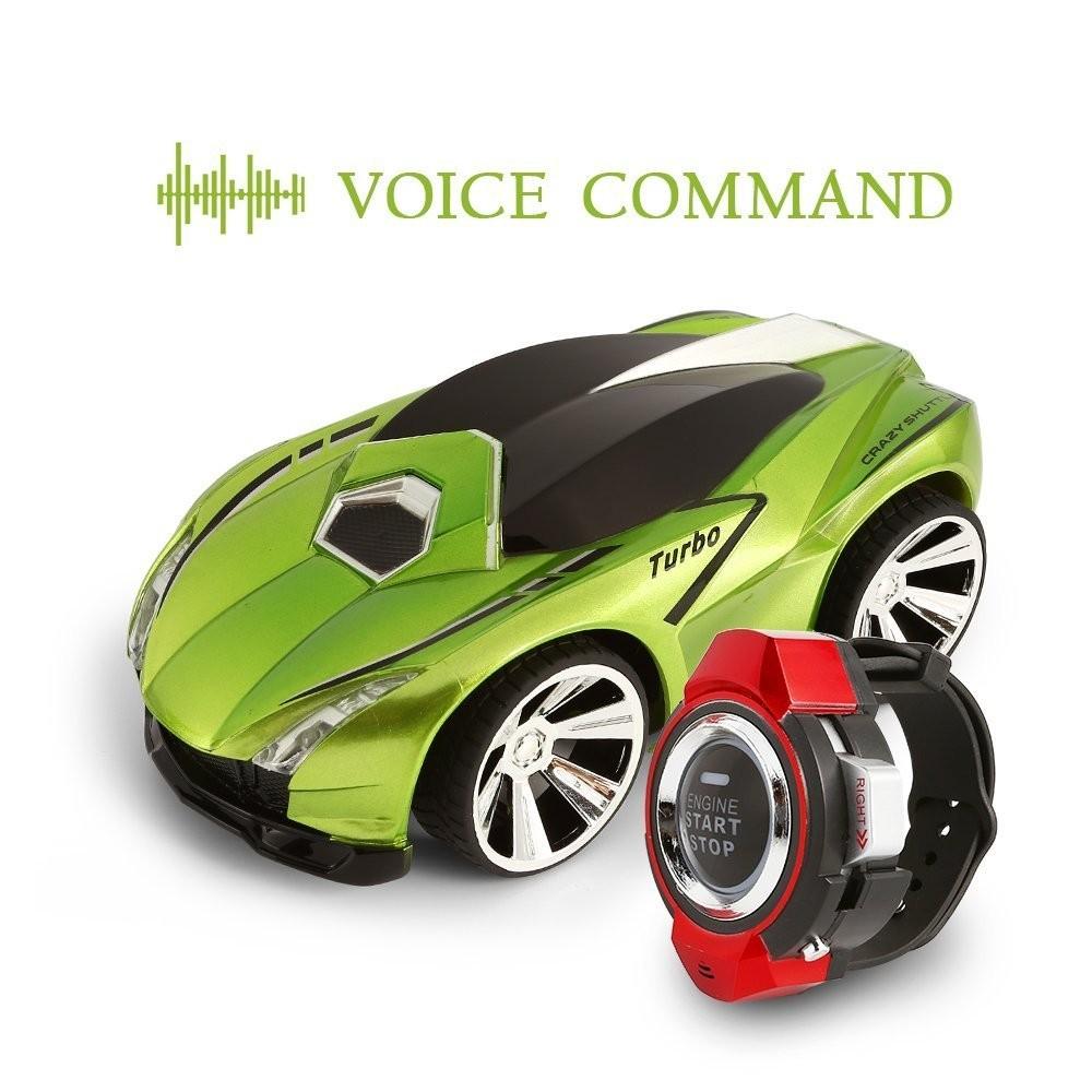 Toy-Voicecar-Green