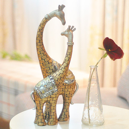 European style ornaments  home accessories giraffe lovers retro ornaments  new home living room decorations. Compare Prices on Giraffe Ornaments  Online Shopping Buy Low Price