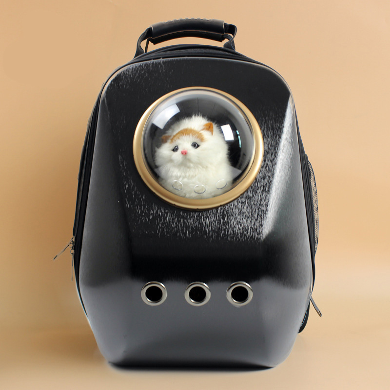 Cat Carrier Astronaut Backpack Puppy Bubble Pet Travel Bag Space Capsule Transport Crate for Small Dogs Rabbit Outdoor Airline  My Pet World Store