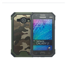 For Samsung Galaxy J1 J1MINI J2 J3 J5 J7 Prime A3 A5 A7 2016 Case Navy Army Camouflage Camo Hard Plastic+Soft TPU Back Cover