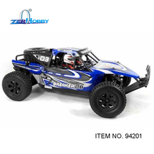 RC CAR HSP 1/10 scale electric brushed 4wd off road truphy truck (item no. 94201)