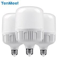 LED lamp E27 LED Bulb AC 220V 230V 240V 50W 40W 30W 20W 15W 10W 5W Lampada LED Spotlight Cold White Warm White lamp Lamps light