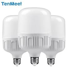 LED lampe E27 Led lampe AC 220V 230V 240V 50W 40W 30W 20W 15W 10W 5W Lampada LED Scheinwerfer Kaltes Weiß Warm Weiß lampe Lampen licht