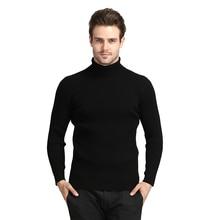 2016 New Fashion Winter Brand Turtleneck font b Sweater b font font b Men b font