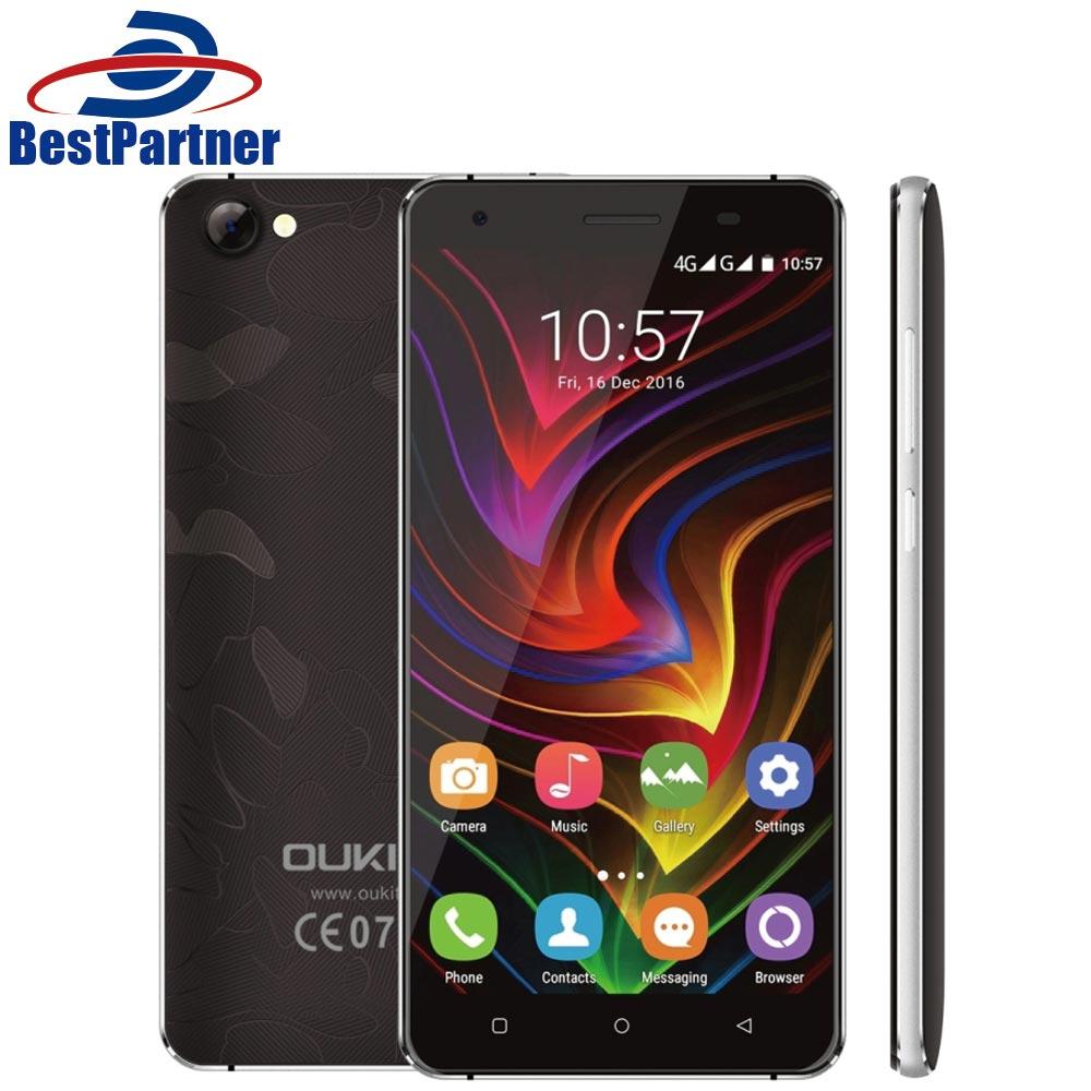 Original Oukitel C5 Pro 4G MobilePhone 2GB RAM 16GB ROM MT6737 Quad Core 5 0 inch