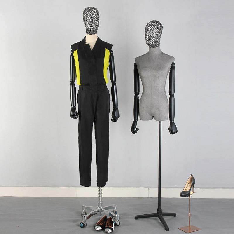 Halblanger Stoff des hohlen Kopfes des menschlichen Körpers stützt - Kunst, Handwerk und Nähen - Foto 4