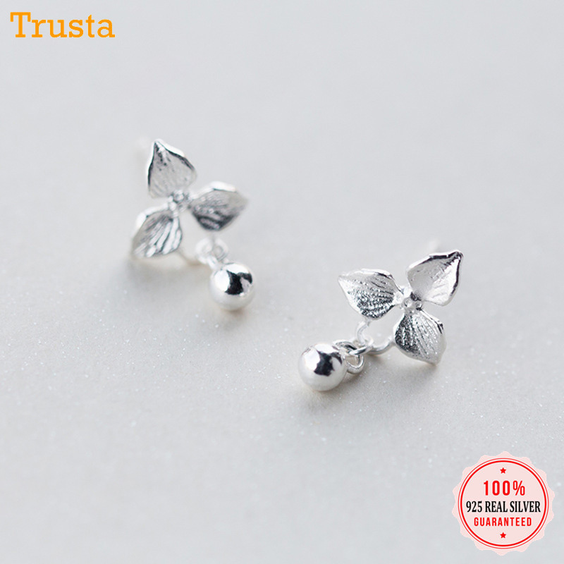 Best Wing Jewelry.925 Sterling Silver Coat with Silicone Rubber Safety Back Post for Kids//Children Ear Stud Earrings 5 Pairs//Pack