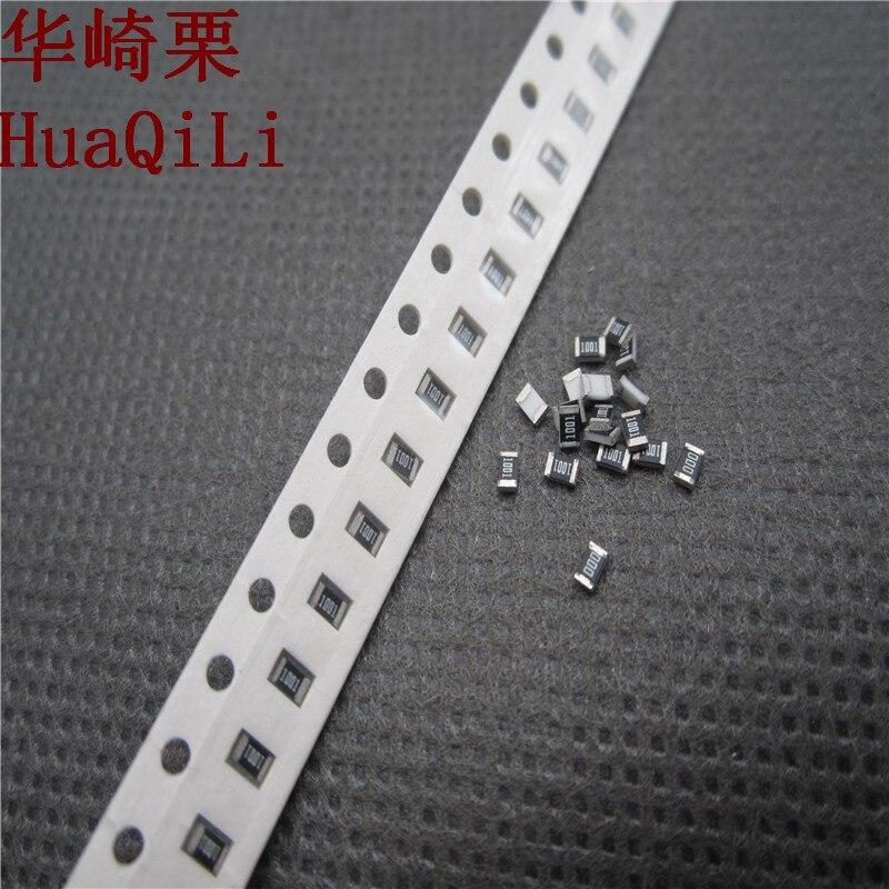 100X Condensador cer/ámico 10 nF 50V 2mm