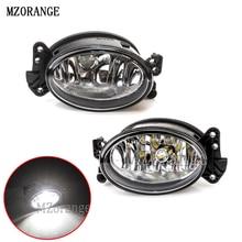 MZORANGE передних противотуманных фар A1698201556 1698201656 для Mercedes Benz W204 C230 C300 C350 W211 E320 E350 W164 туман светильник светодиодный лампы
