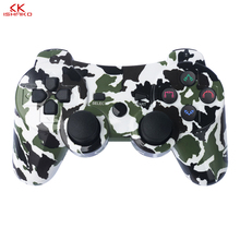 Hot Bluetooth Controller For SONY PS3 Gamepad For Play Station 3 Wireless Joystick For Sony Playstation 3 PC SIXAXIS Controle цена и фото
