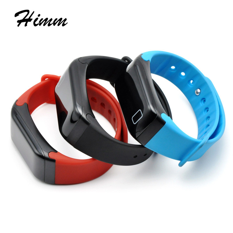 HIMM blood Pressure F1 Smart Bracelet Watch Heart Rate Monitor Smart Band
