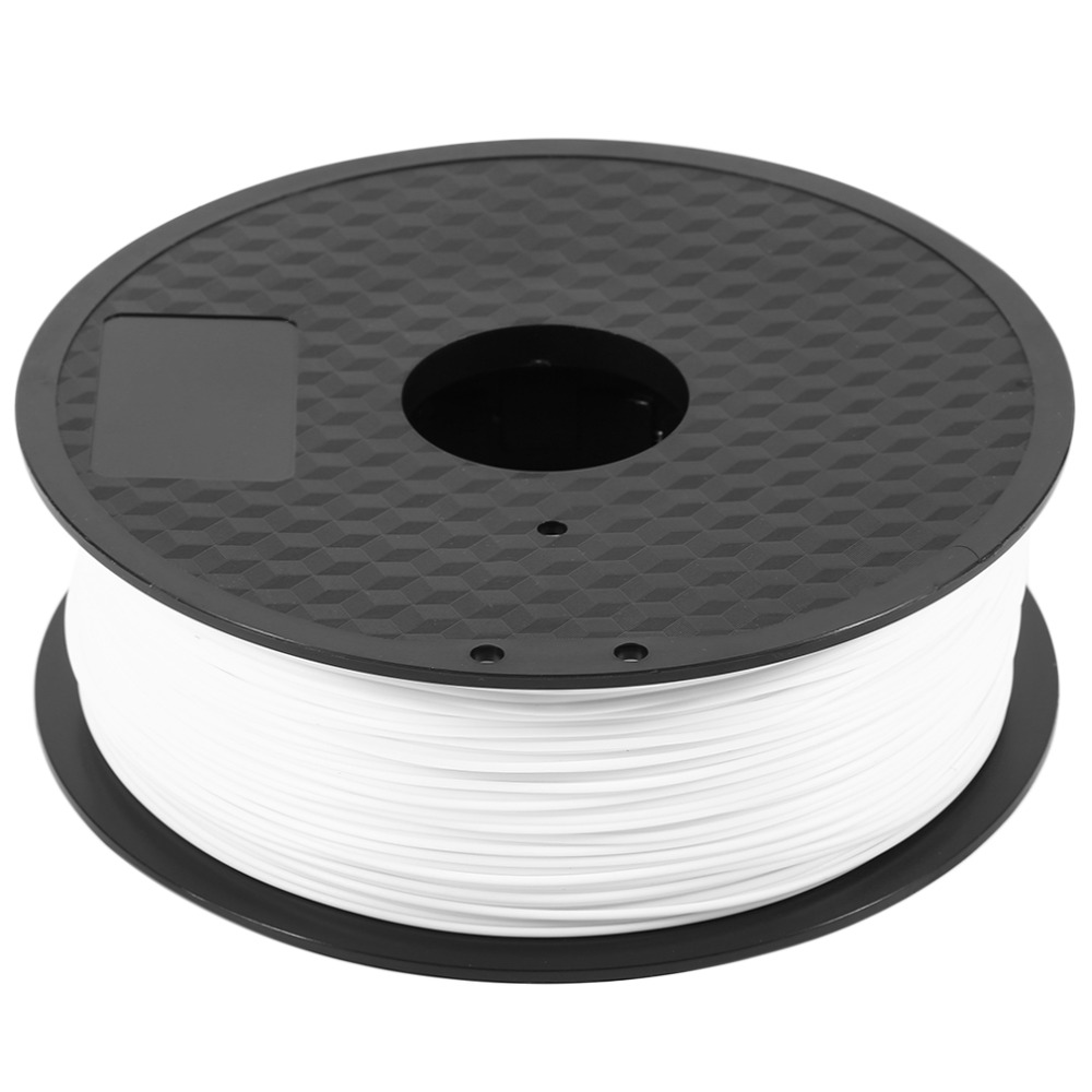 400M PLA White Super Long 1.75MM Print Filament 3D Printer