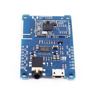 Image 5 - אלחוטי CSR8675 Lossless Bluetooth V5.0 מגבר מפענח מודול PCM5102A מקלט לוח SBC AAC APTX APTX LL ATPX HD I2S