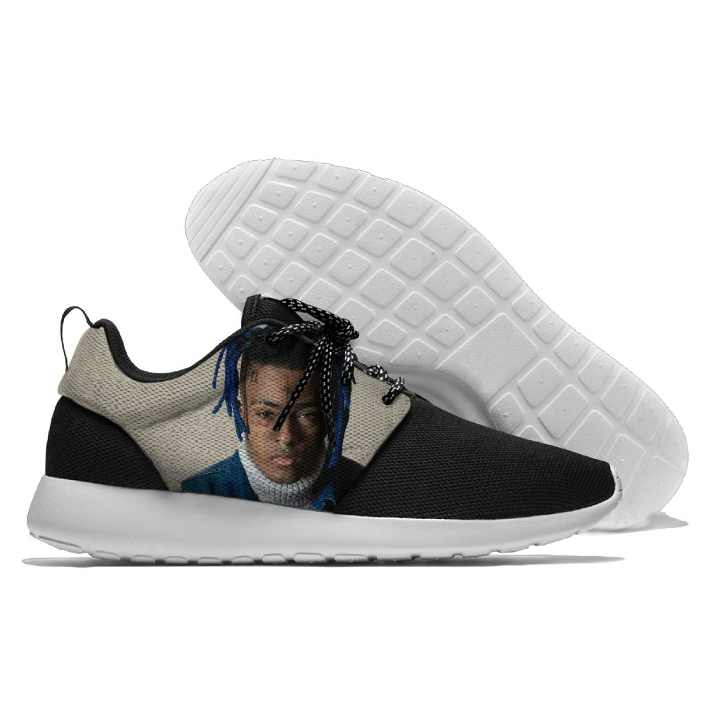 Running Shoes Lace Up Sport Shoes conandtable XXXTentacion Jogging Walking Athletic Shoes light weight from Jahseh Onfroy styleRunning Shoes Lace Up Sport Shoes conandtable XXXTentacion Jogging Walking Athletic Shoes light weight from Jahseh Onfroy style