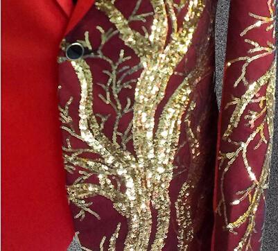 red detail