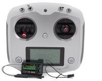 Flysky FS I6S 2.4 Gam 10CH Điều Khiển Transmitter & iA6/iA6B Receiver w/LCD Cảm Ứng S