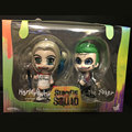 2 PCS do Esquadrão Suicida Harley Quinn Action Figure Model Collection Toy Kids
