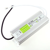 DC 12V 100W waterproof swiching power supply led driver transformer for led strip