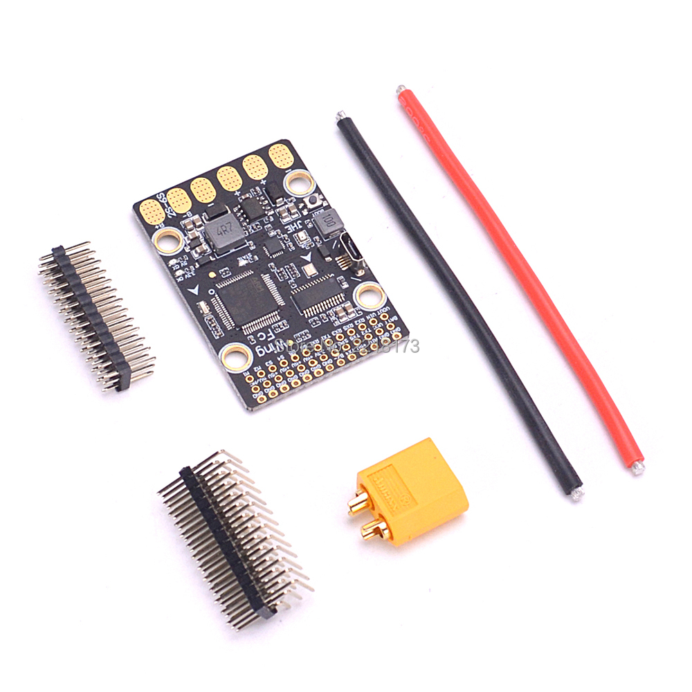 INAV Navigation FPV F4 fixed Wing flight controller board Built in OSD BEC w/ Gyro for fixed wing models PK Matek F405-wing F405