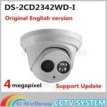 Оптовая Оригинальное Международная версия DS-2CD2342WD-I заменить DS-2CD3345-I 4MP ИК Башни Сетевая Ip-камера DS-2CD2342WD-I