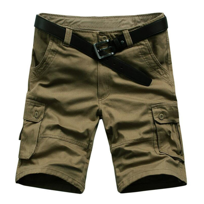 High Quality Summer Men'S Baggy Multi Pocket Military Cargo Shorts ...