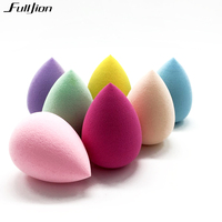 Fulljion 1pcs Women's Makeup Foundation Sponge Cosmetic Puff powder Puff Powder Smooth Beauty to Make Up Tools Accessories