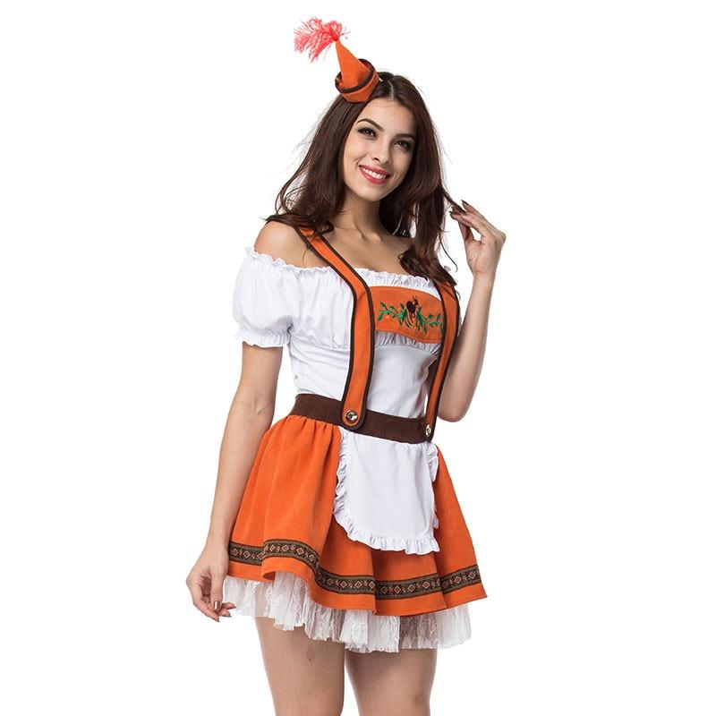Naked german girl costume — photo 6