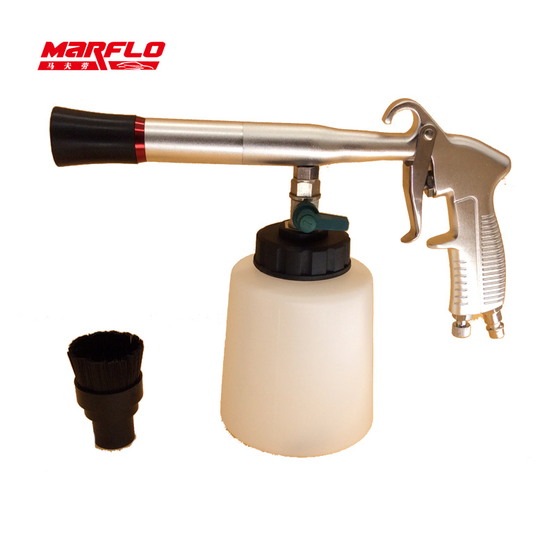 Marflo Window Cleaning Tornado Gun Bearing Tornador Car Wash Tools Qulaity Forge Alu Body 7002A