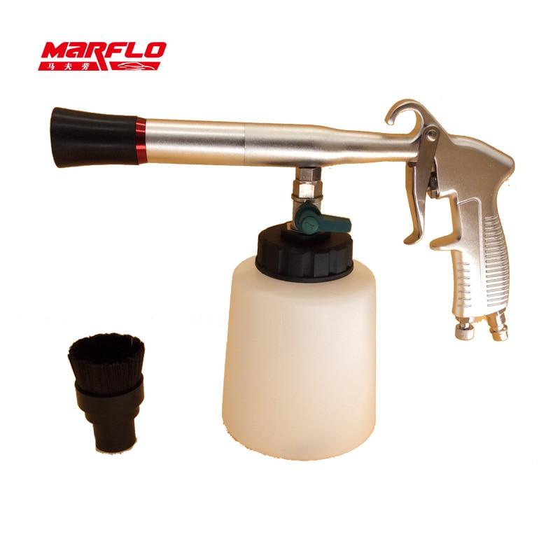 Marflo nettoyage de vitres tornade pistolet portant Tornador outils de lavage de voiture qualité Forge Alu corps 7002A