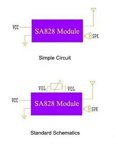 Typical application schematic 1
