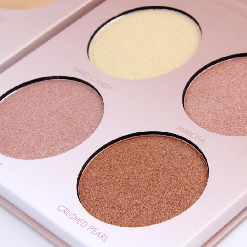 Miss Rose palette Glow Kit  Highlighter Palette Concealer Pro Conceal Contour Bronzer primer Maquiagem Makeup Powder palette