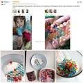 10000 UNIDS/BagColored juguete de Cristal de Cristal En Forma de Granos de la Bola del Gel Bio Para La Flor creciente de Agua Grow Magia Jalea 9-11mm Bolas de juguetes