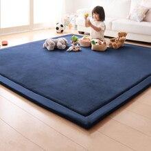 Honlaker Japanese Style Tatami Carpet 180*200*2CM Luxury Lar