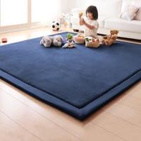 Honlaker Japanese Style Tatami Carpet 180*200*2CM Luxury Large Living Room Rugs Kids Bedroom Mats