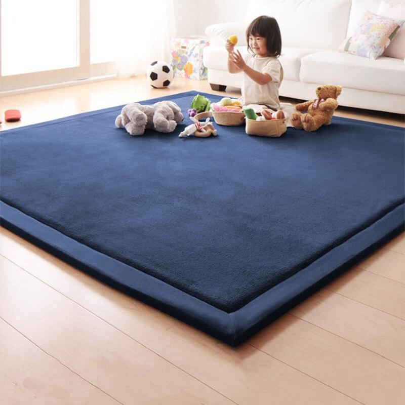 Honlaker Style japonais Tatami tapis 180*200*2 CM luxe grand salon tapis enfants chambre tapis