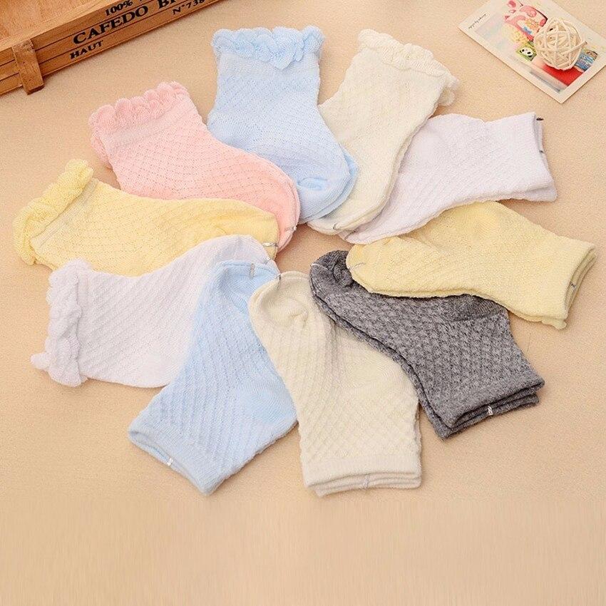 12 Pairs Baby /& Toddler 0-12 Crew High Unisex Socks Multi Color boys girls Kid/'s