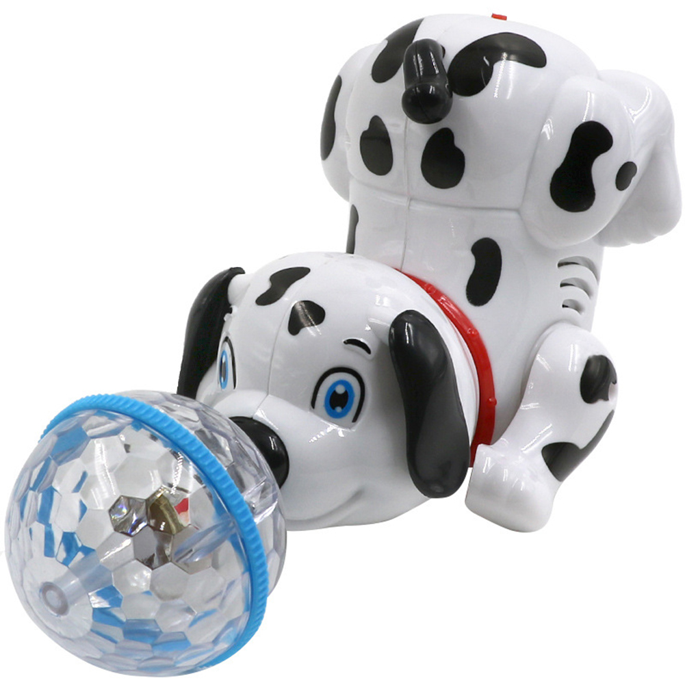 2019 Newest Arrived  Electric Toy Dog Electronic Music Pet Intelligence Puppy Toys Dance Robot Puppy Toys Kids Baby Gift