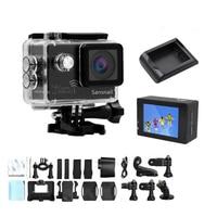 Sansnail 4K Camera Ultra HD Novatek 96660 Action Cam WiFi 2.0'' LCD Sports Camcorder Camera 30 Waterproof action Camera