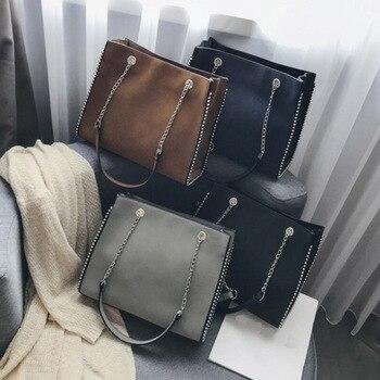 CROWDALE Chain Shoulder Bag  1