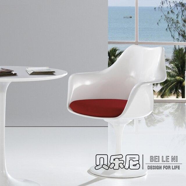 Blanc Ikea Personnalit De La Mode Chaise Tulipe Crative Tabouret Htel Salle Confrence Oberoi