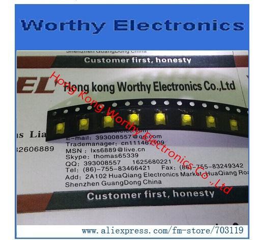 Free  shipping   10PCS/LOT     LXML-PWC1-0100      PWC1  0100   COOL WHITE 70CRI 3SMD