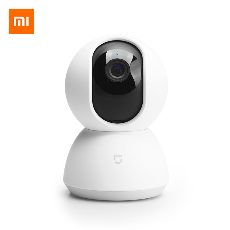 Original Xiaomi Mijia Smart Camera 360 Angle 720P New Version AI 1080P Night Vision Webcam IP Camcorder Intelligent DV WiFi APP