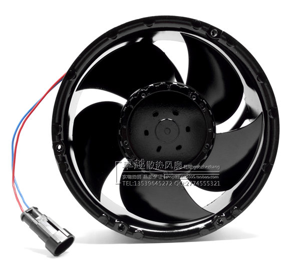 New original 17CM 24V 36W 6314HR ACS510ABB inverter fan