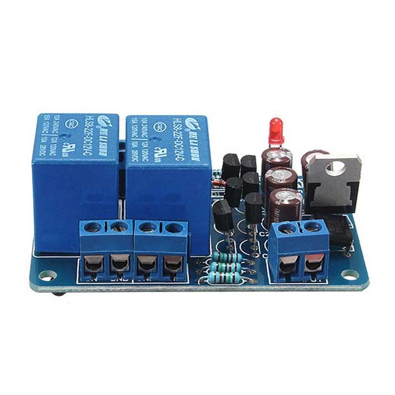 AABB のスピーカー保護ボードコンポーネントオーディオアンプ Diy ブート遅延 Dc ステレオアンプの Diy キット保護ダブルチャンネル